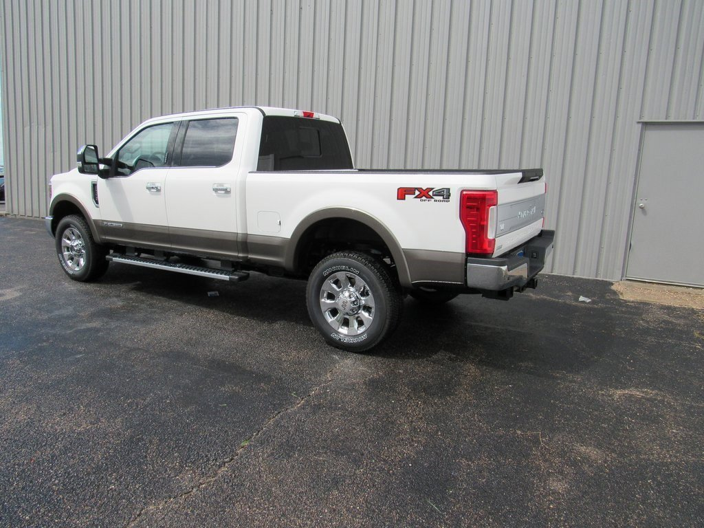 New 2019 Ford F-350SD King Ranch 4D Crew Cab for sale in Grand Island NE