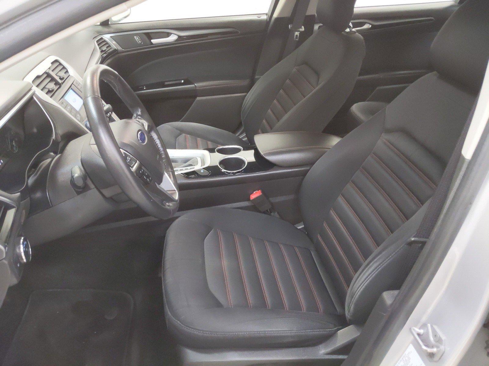 Used 2014 Ford Fusion SE 4D Sedan for sale in Grand Island NE