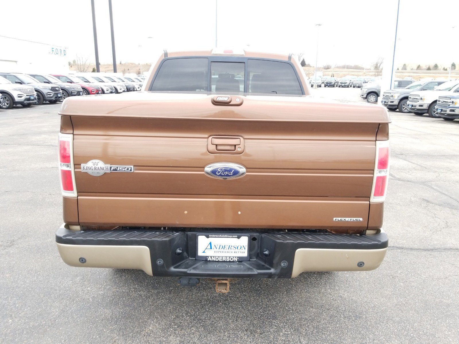 Used 2011 Ford F-150 King Ranch Crew Cab Pickup for sale in Lincoln NE