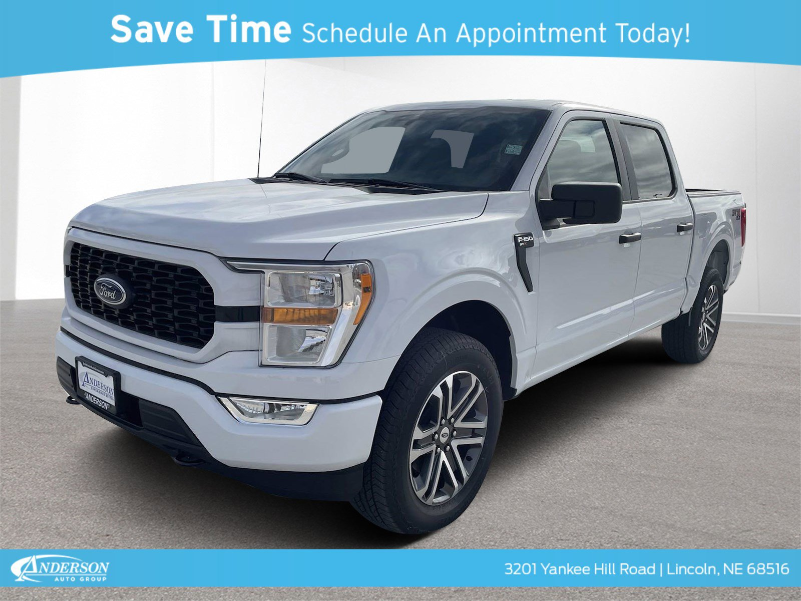 New 2021 Ford F-150 XL Crew Cab Pickup for sale in Lincoln NE