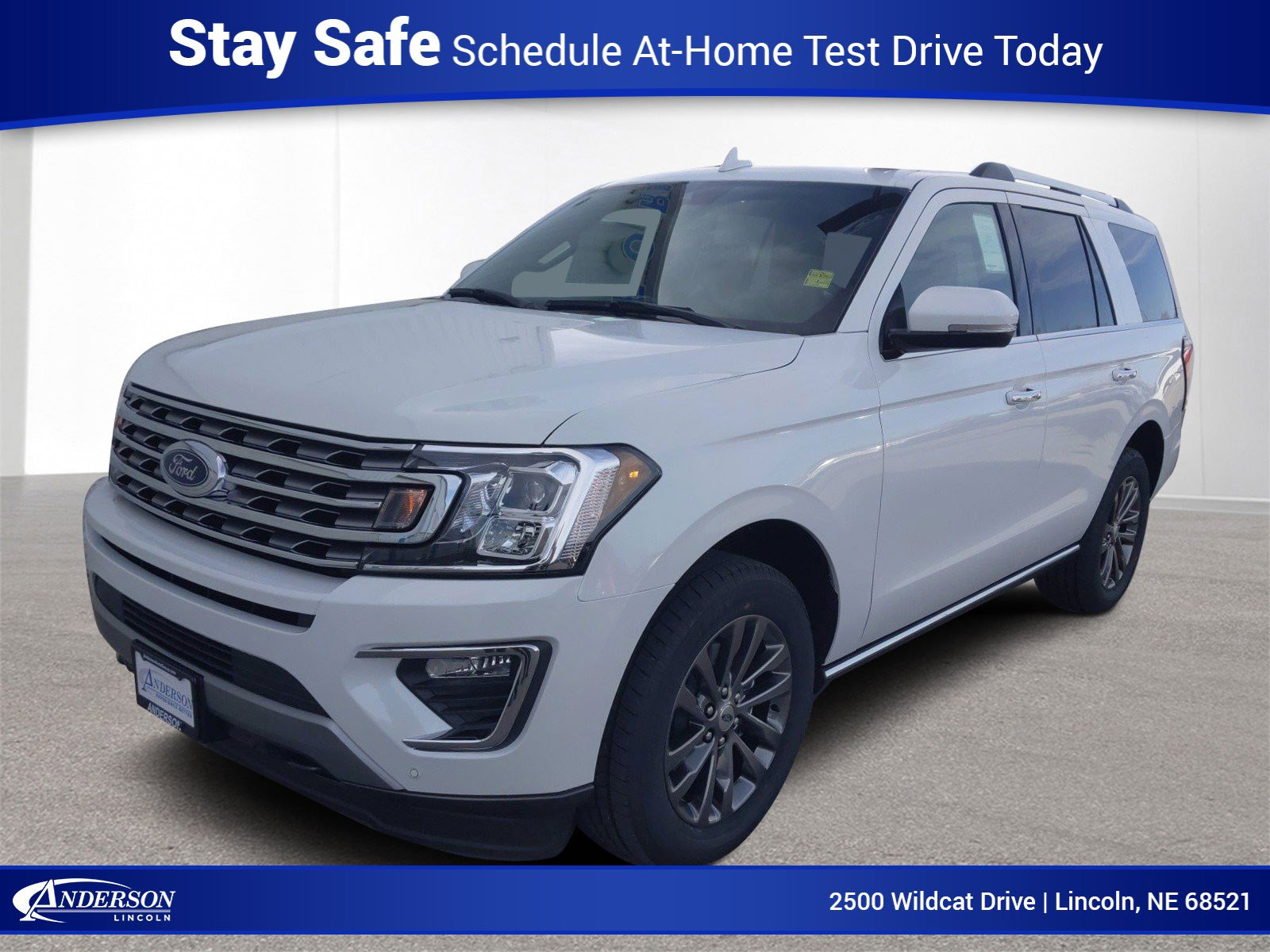 New 2020 Ford Expedition Limited Sport Utility for sale in Lincoln NE