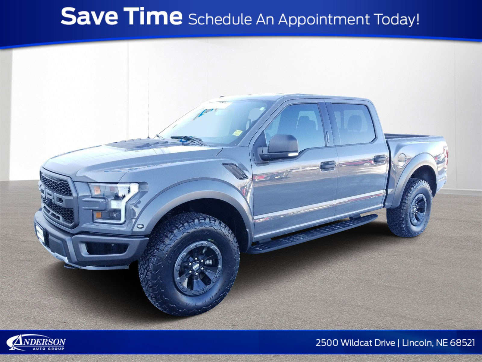 Used 2018 Ford F-150 Raptor Crew Cab Pickup for sale in Lincoln NE