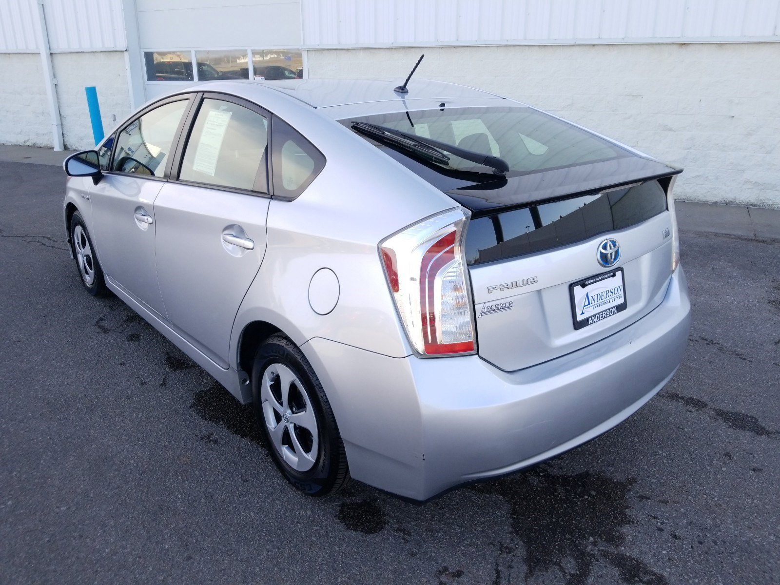 Used 2014 Toyota Prius Three Hatchback for sale in Lincoln NE
