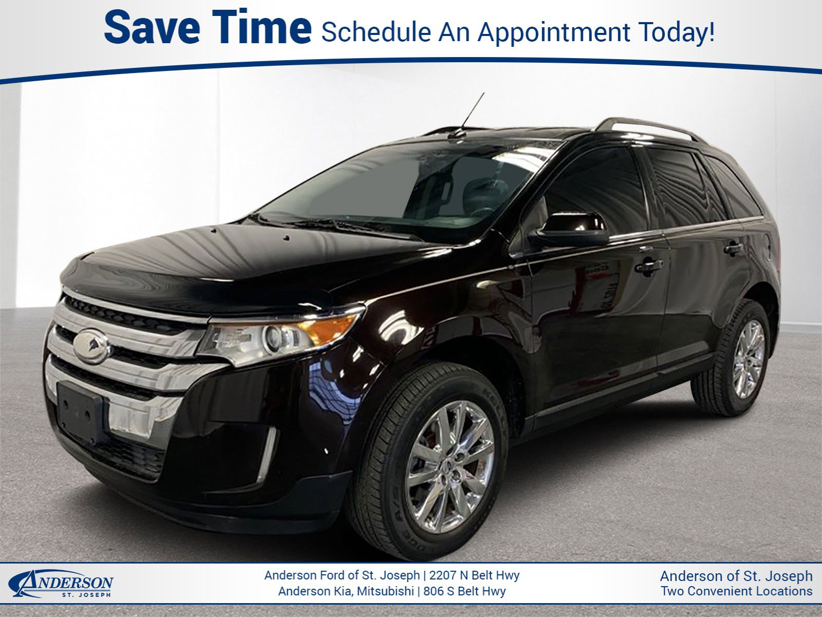 Used 2013 Ford Edge Limited Sport Utility for sale in St Joseph MO