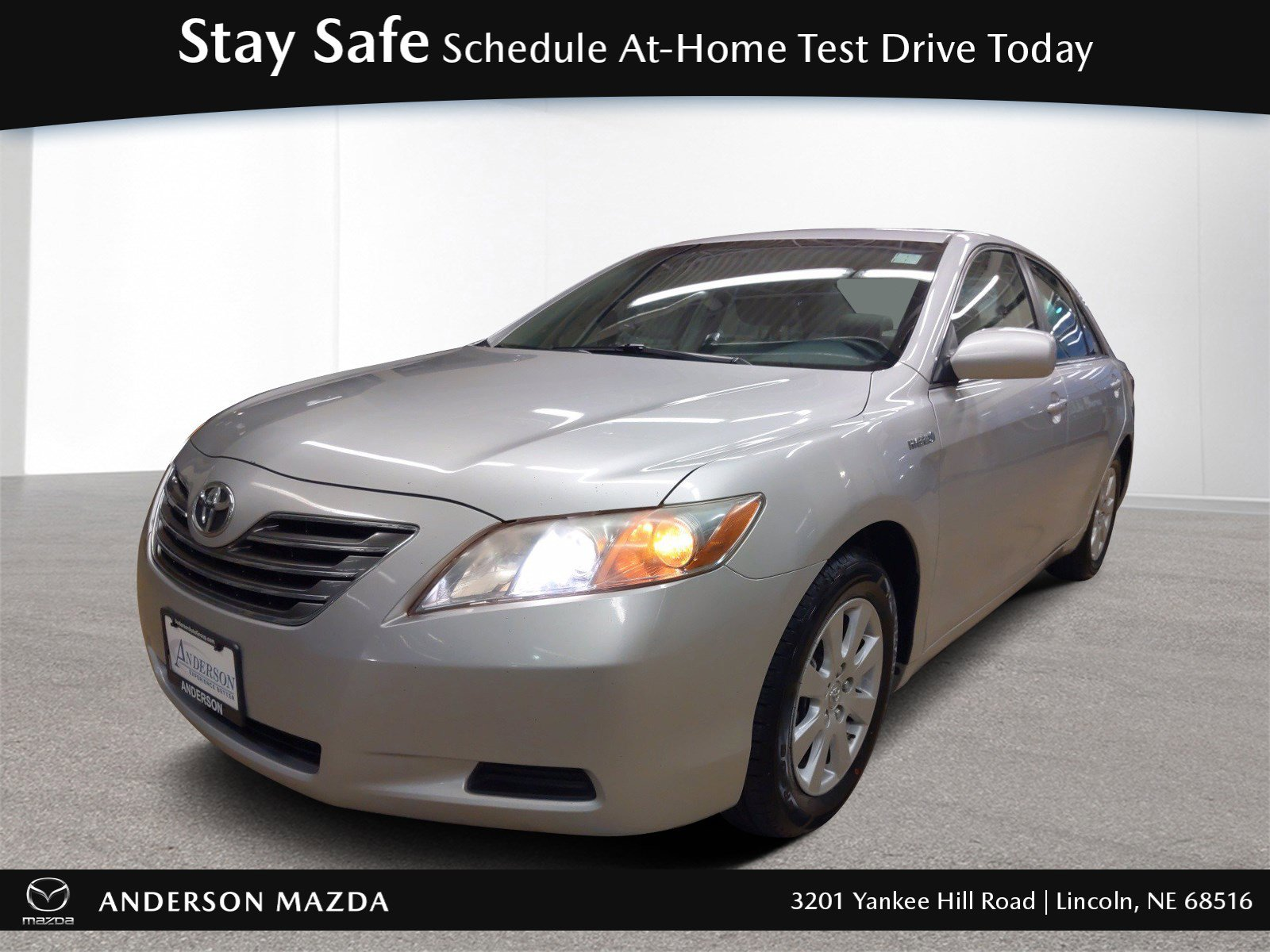 Used 2009 Toyota Camry Hybrid Base 4dr Car for sale in Lincoln NE
