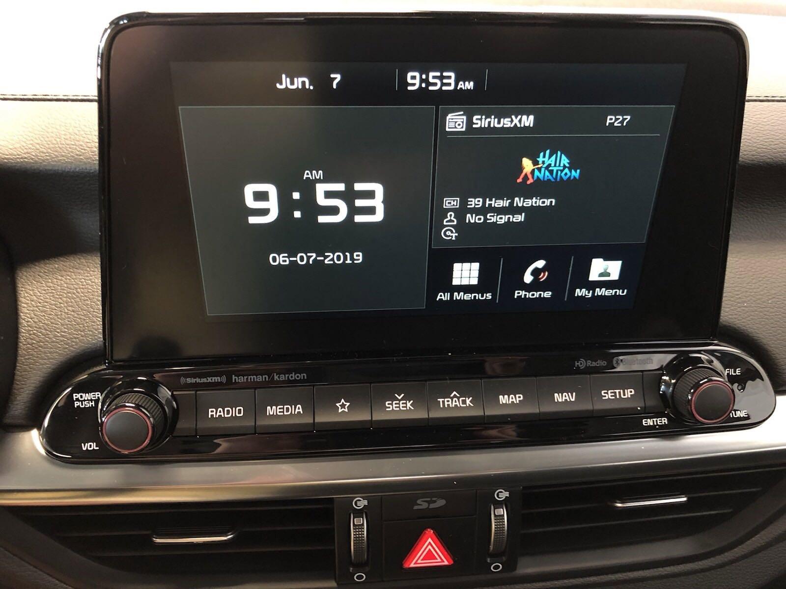 New 2019 Kia Forte EX 4dr Car for sale in St Joseph MO