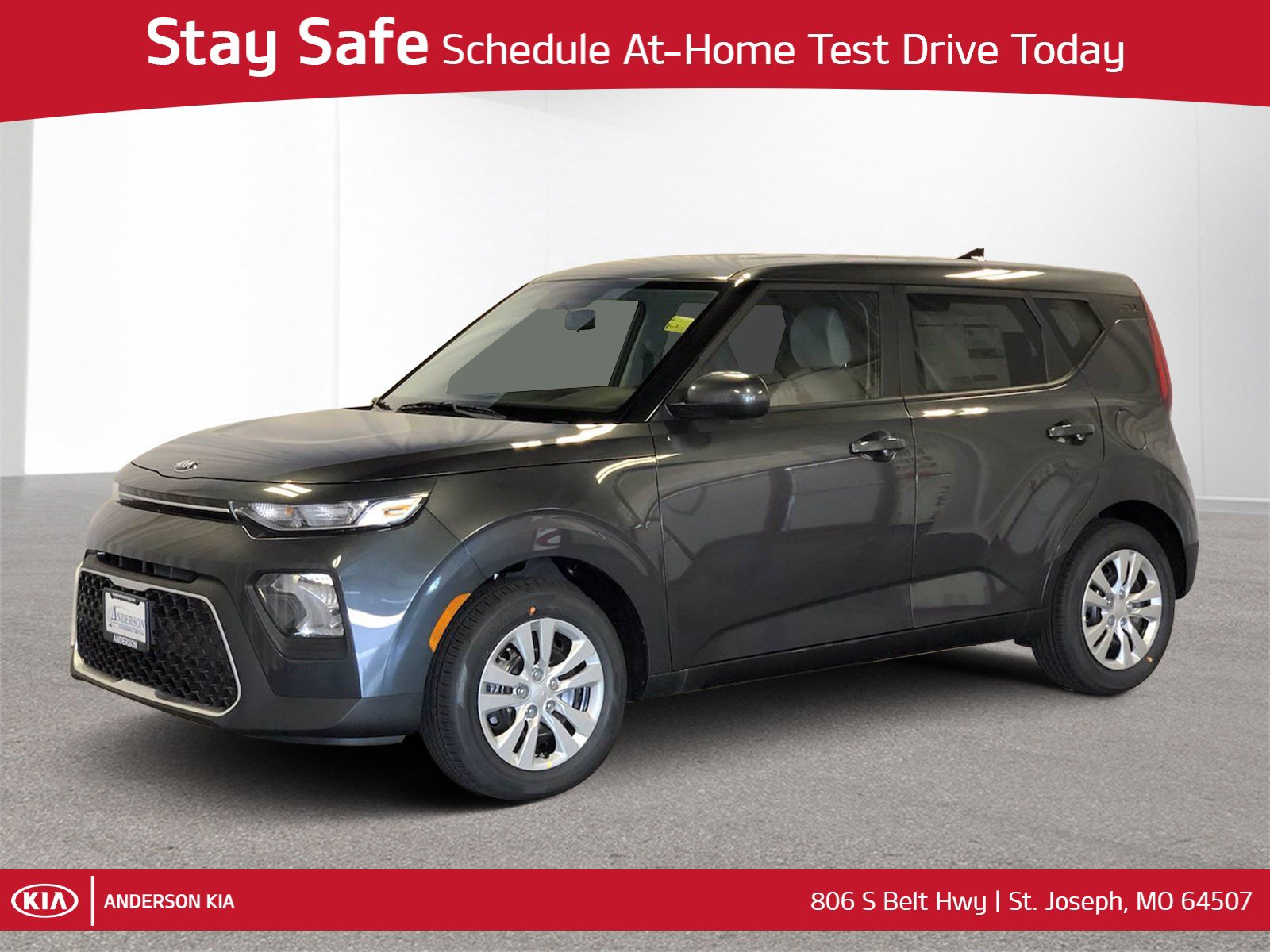 New 2021 Kia Soul LX Hatchback for sale in St Joseph MO