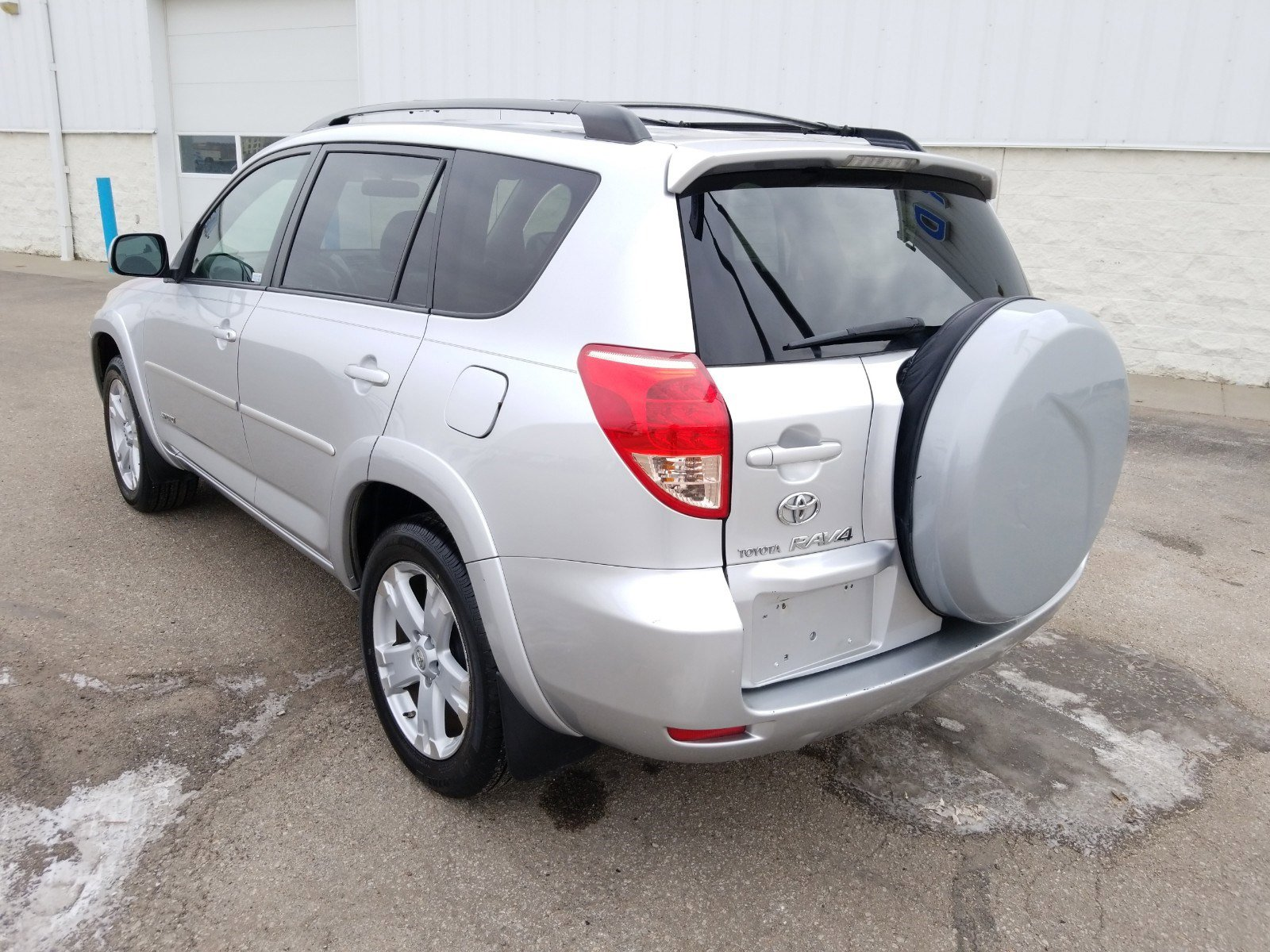 Used 2008 Toyota RAV4 Sport Sport Utility for sale in Lincoln NE