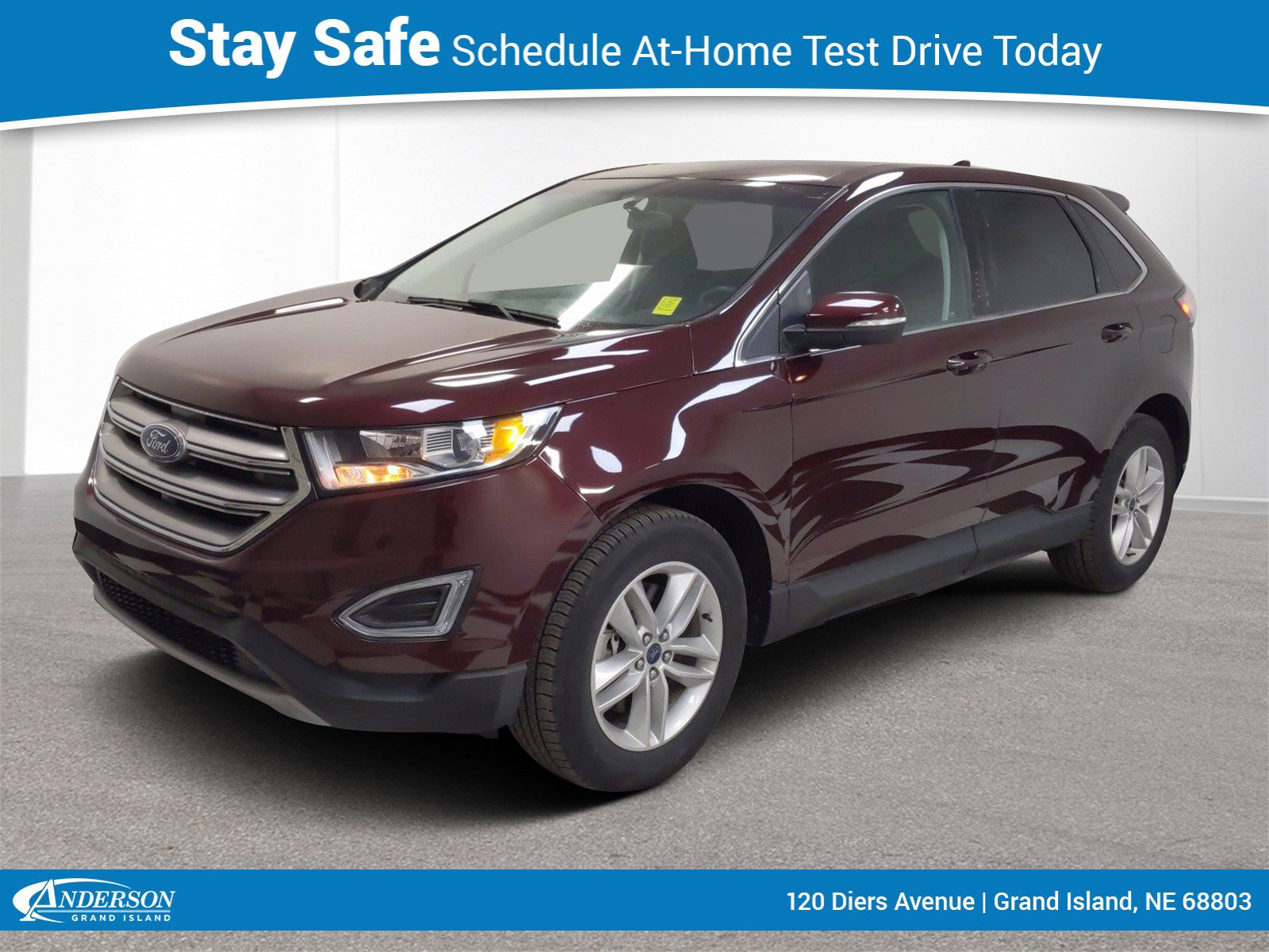 Used 2017 Ford Edge SEL 4D Sport Utility for sale in Grand Island NE