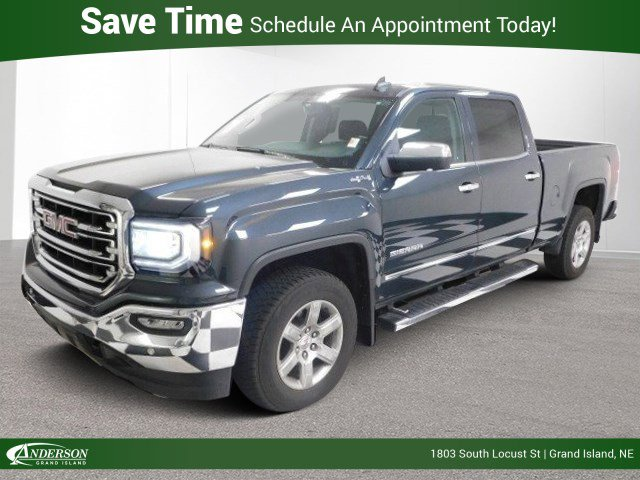Used 2017 GMC Sierra 1500 SLT Crew Cab Pickup for sale in Grand Island NE
