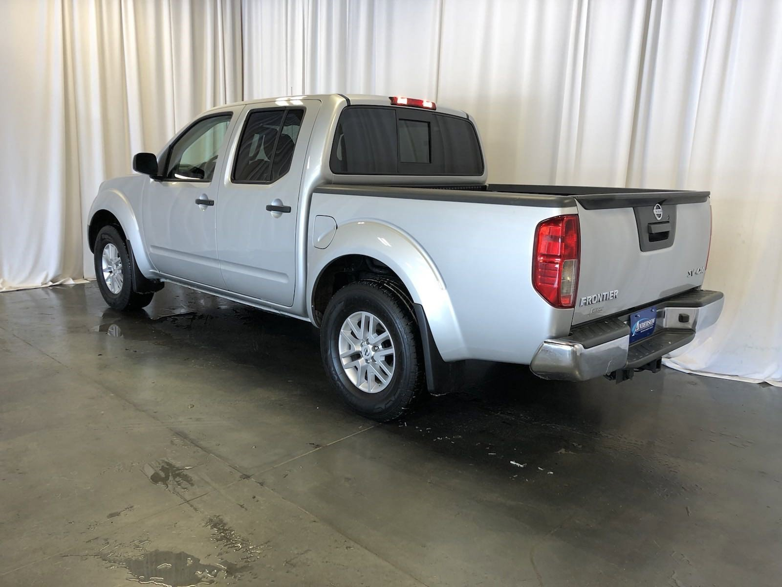 Used 2019 Nissan Frontier SV Crew Cab Pickup for sale in St Joseph MO
