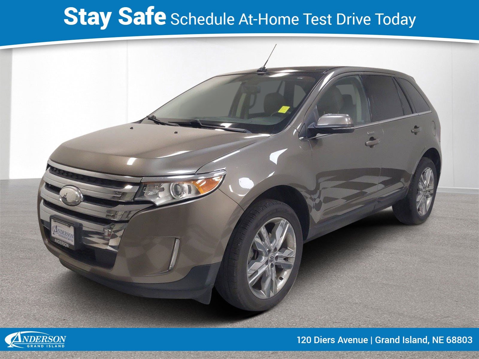 Used 2013 Ford Edge Limited 4D Sport Utility for sale in Grand Island NE