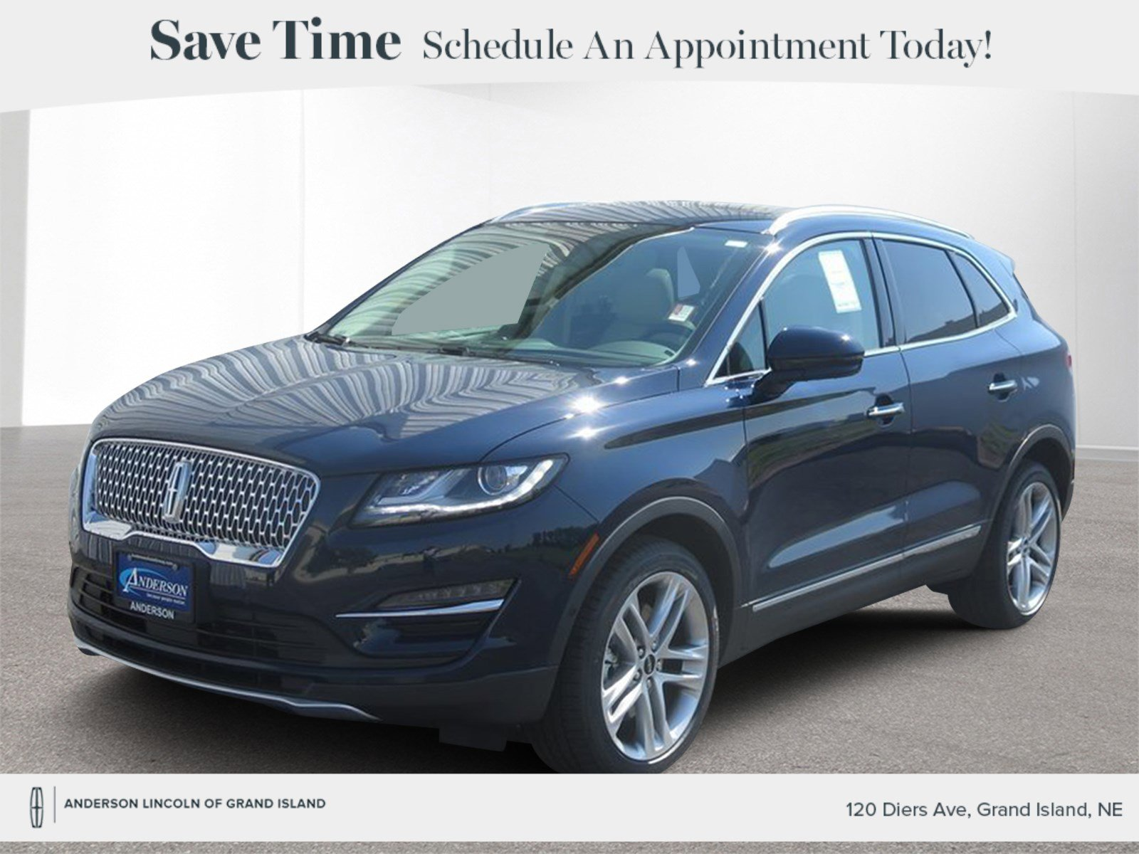 New 2019 Lincoln Mkc Reserve 4D Sport Utility for sale in Grand Island NE