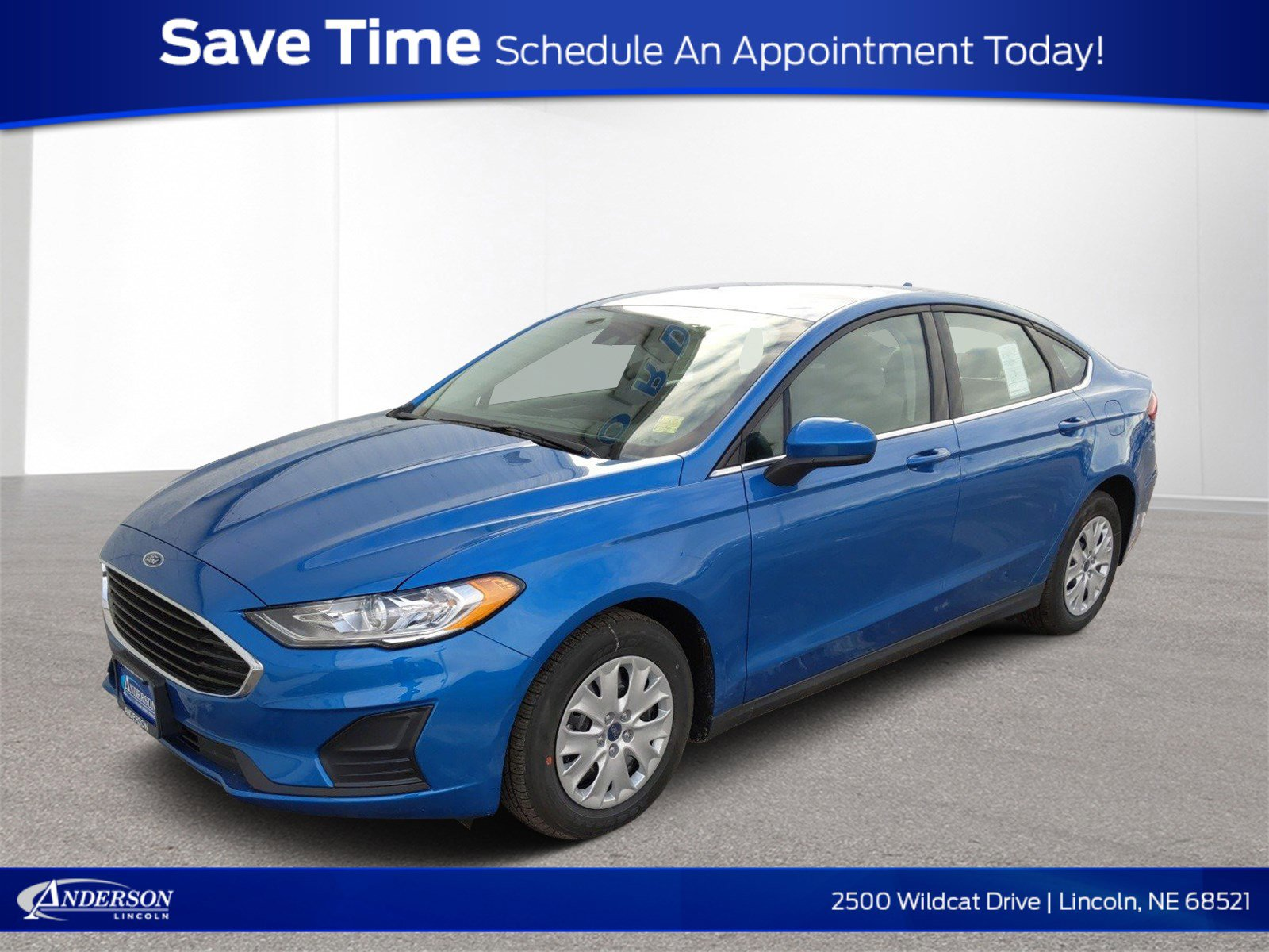 New 2020 Ford Fusion S 4dr Car for sale in Lincoln NE