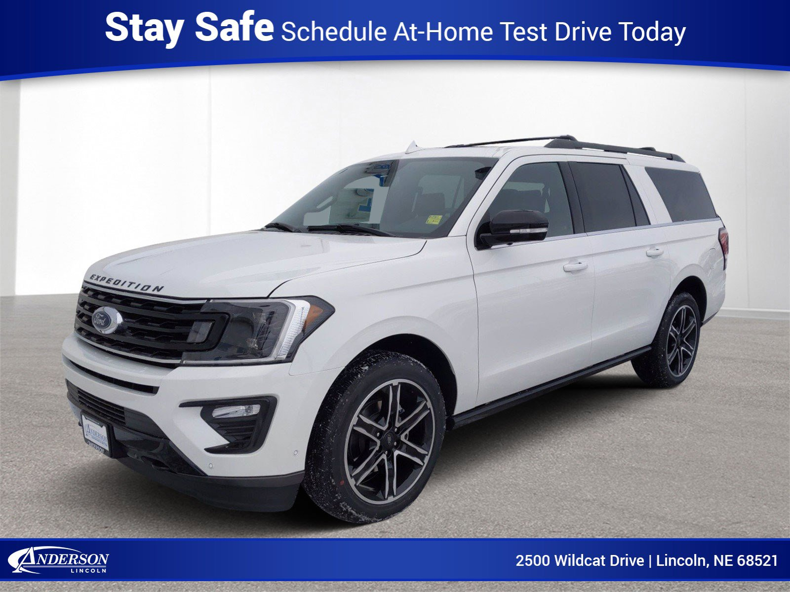 New 2020 Ford Expedition Max Limited Sport Utility for sale in Lincoln NE