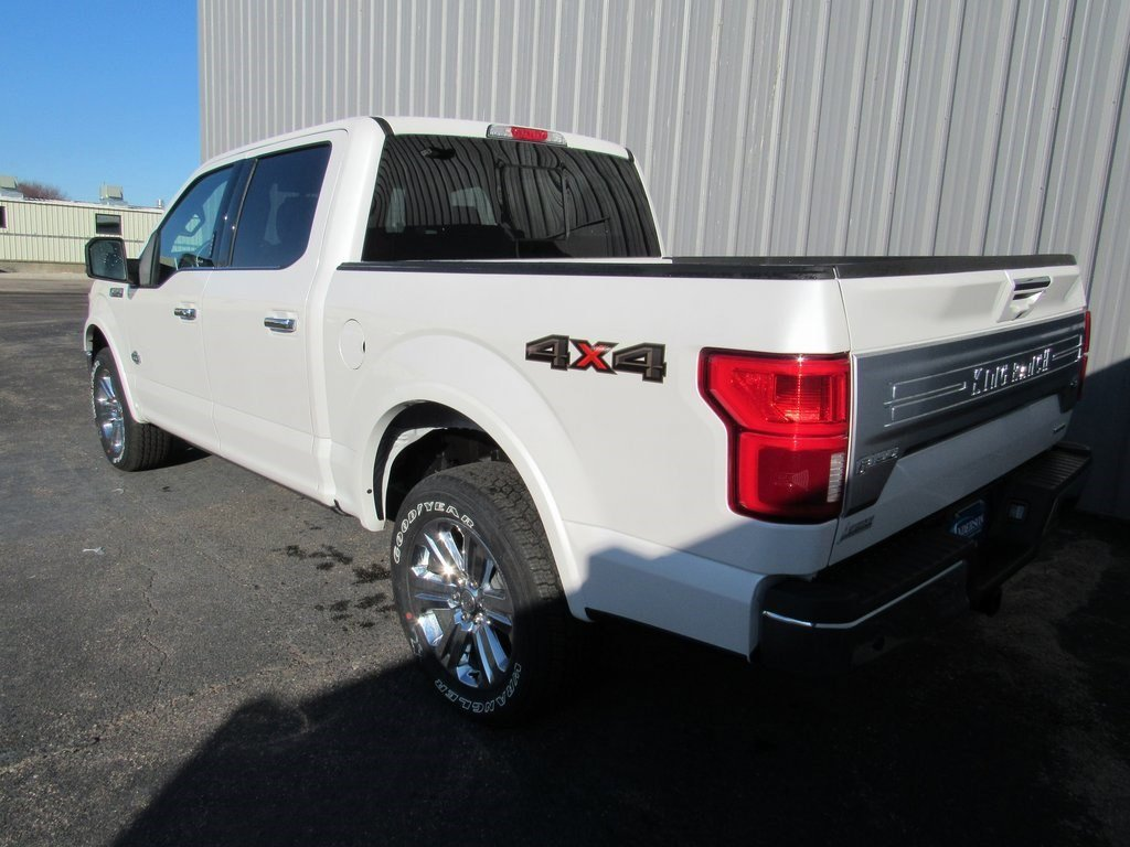 New 2019 Ford F-150 King Ranch 4D SuperCrew for sale in Grand Island NE