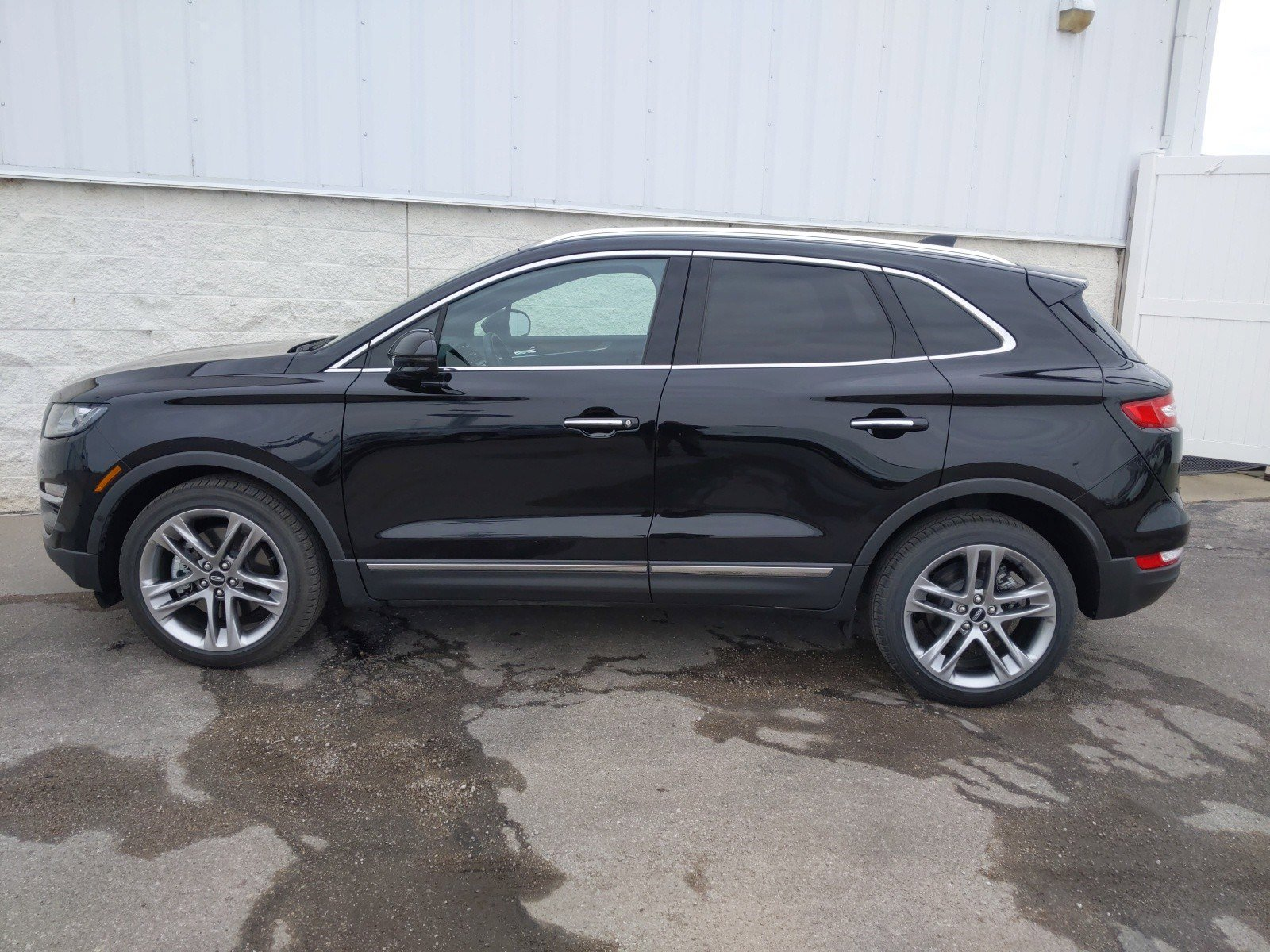 New 2019 Lincoln MKC Reserve Sport Utility for sale in Lincoln NE