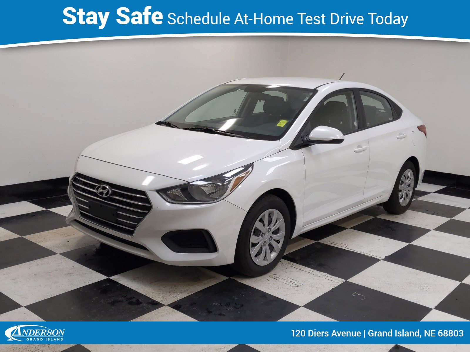 Used 2019 Hyundai Accent SE 4D Sedan for sale in Grand Island NE