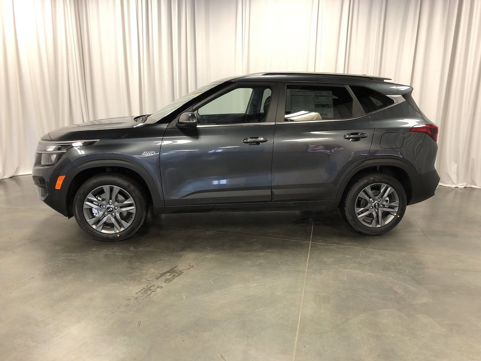 New 2021 Kia Seltos S Sport Utility for sale in St Joseph MO