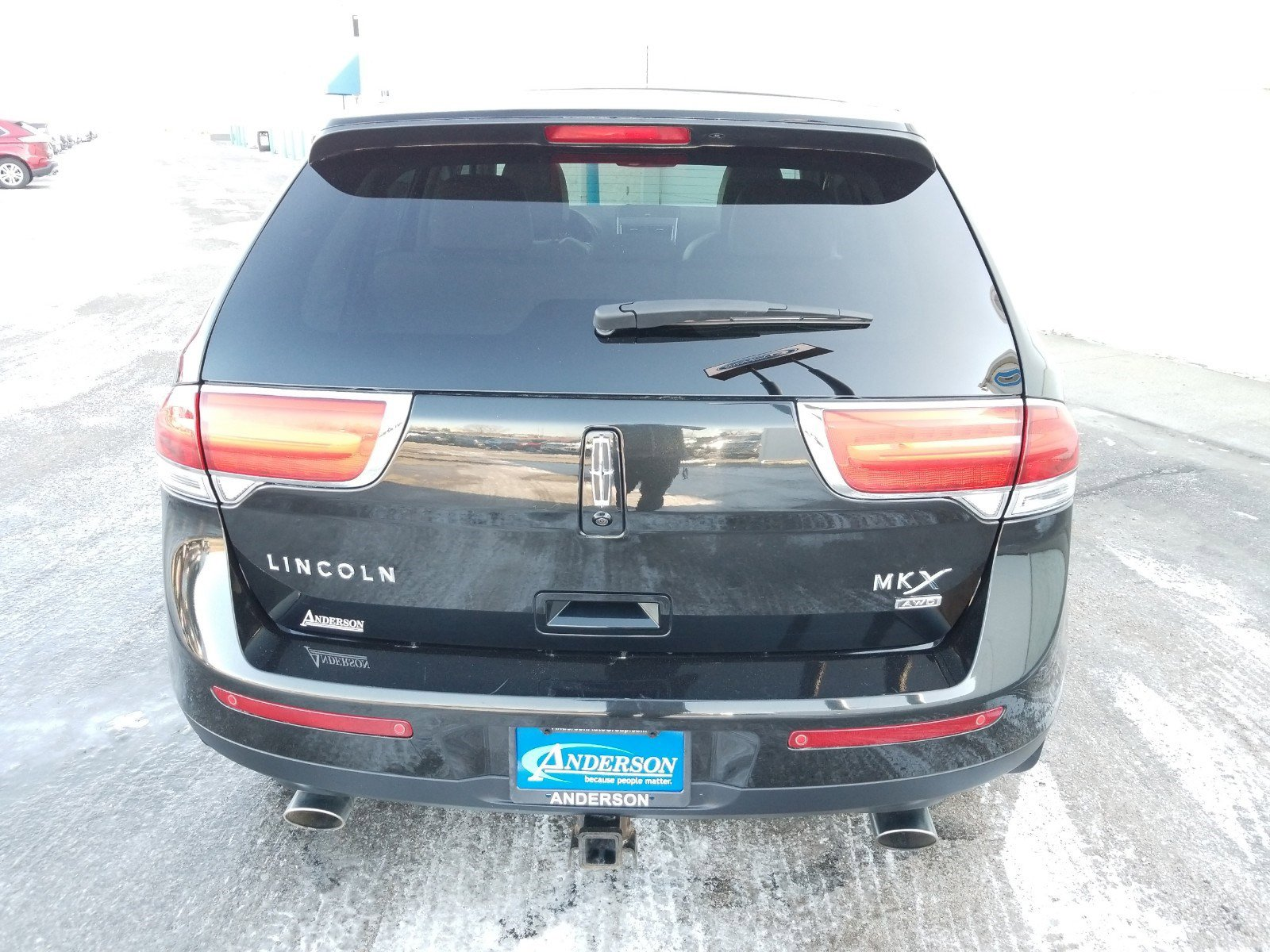 Used 2015 Lincoln MKX Base Sport Utility for sale in Lincoln NE