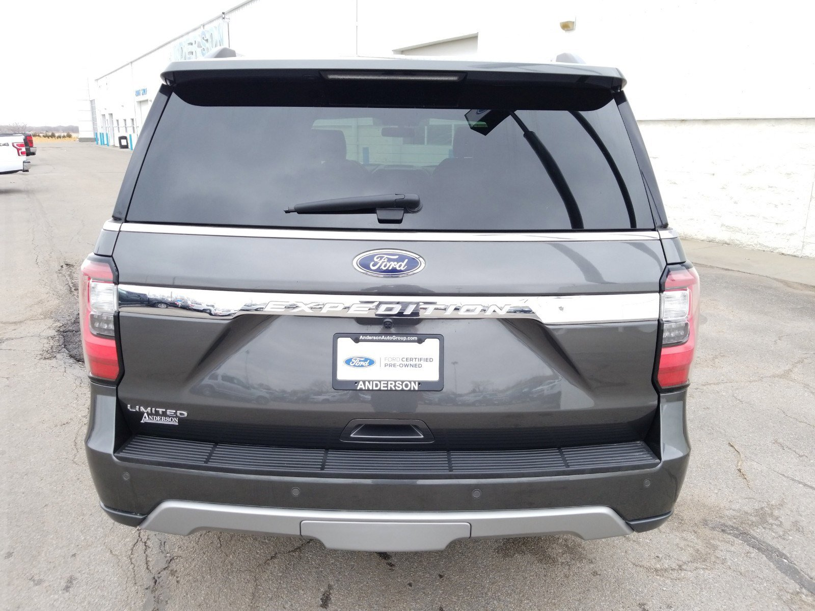 Used 2019 Ford Expedition Limited Sport Utility for sale in Lincoln NE