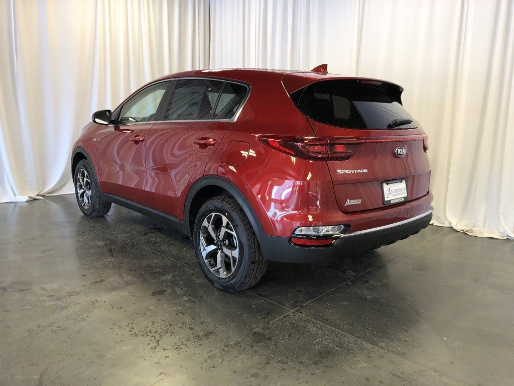 New 2020 Kia Sportage LX Sport Utility for sale in St Joseph MO
