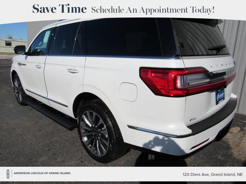 New 2020 Lincoln Navigator Reserve 4D Sport Utility for sale in Grand Island NE