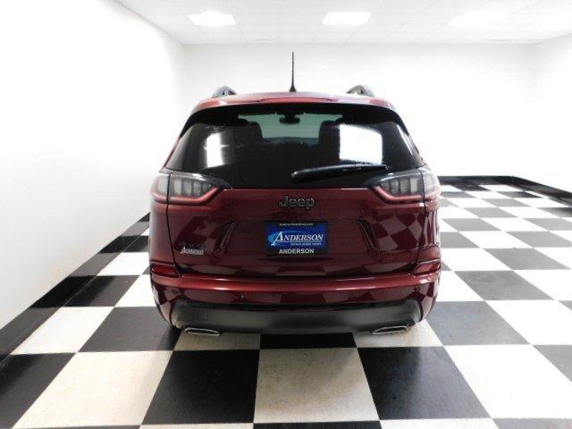 New 2020 Jeep Cherokee High Altitude Sport Utility for sale in Grand Island NE