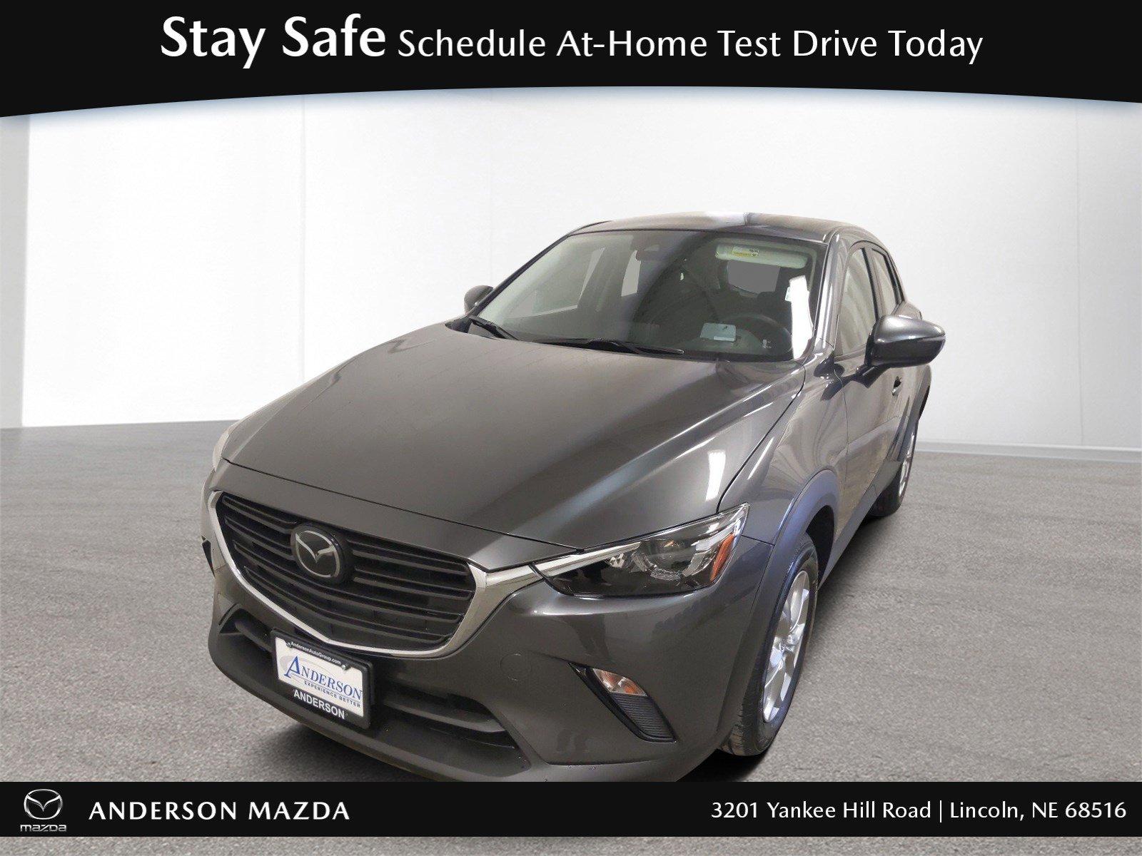 New 2020 Mazda CX-3 Sport Sport Utility for sale in Lincoln NE