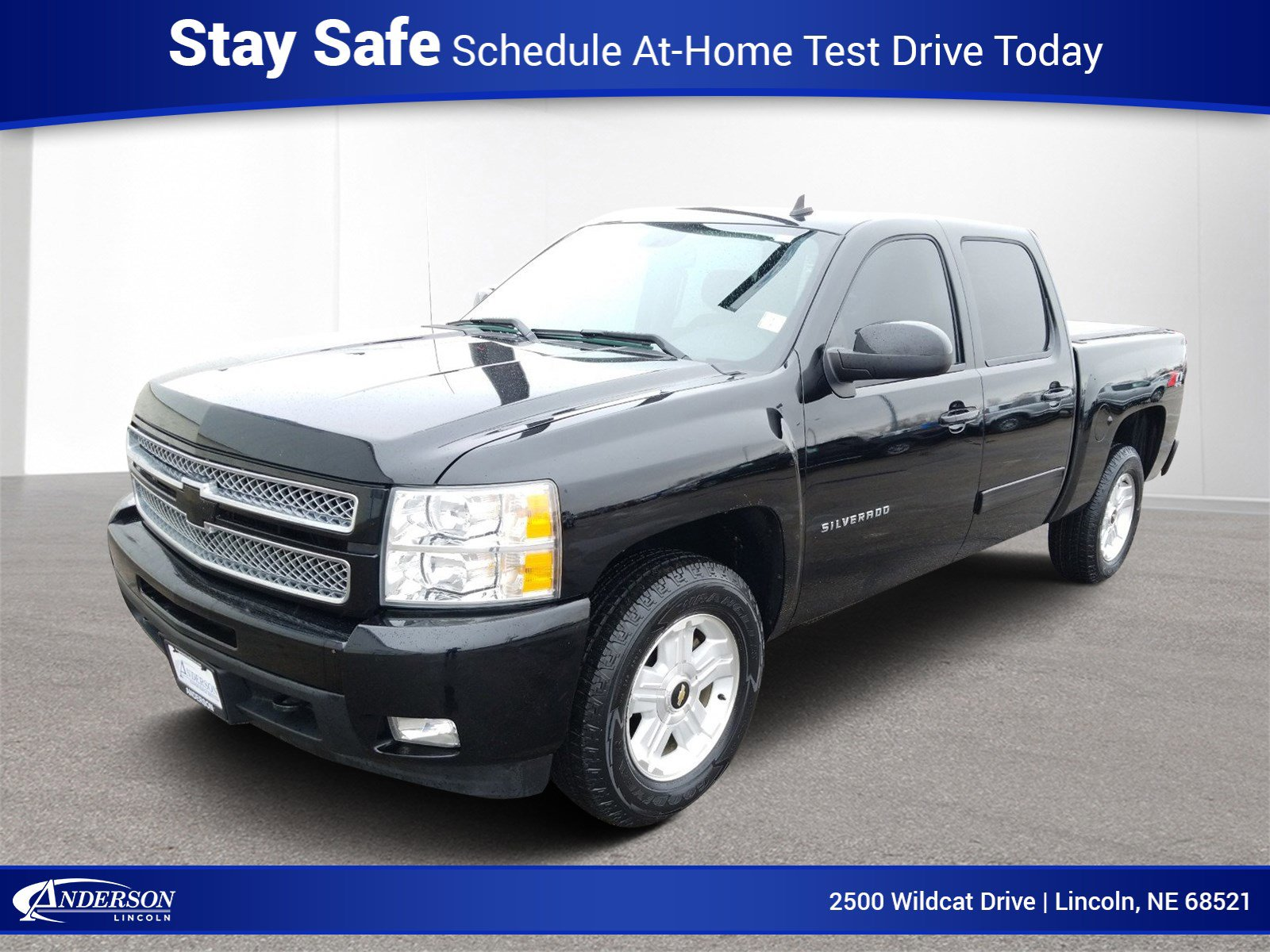 Used 2012 Chevrolet Silverado 1500 LTZ Crew Cab Pickup for sale in Lincoln NE