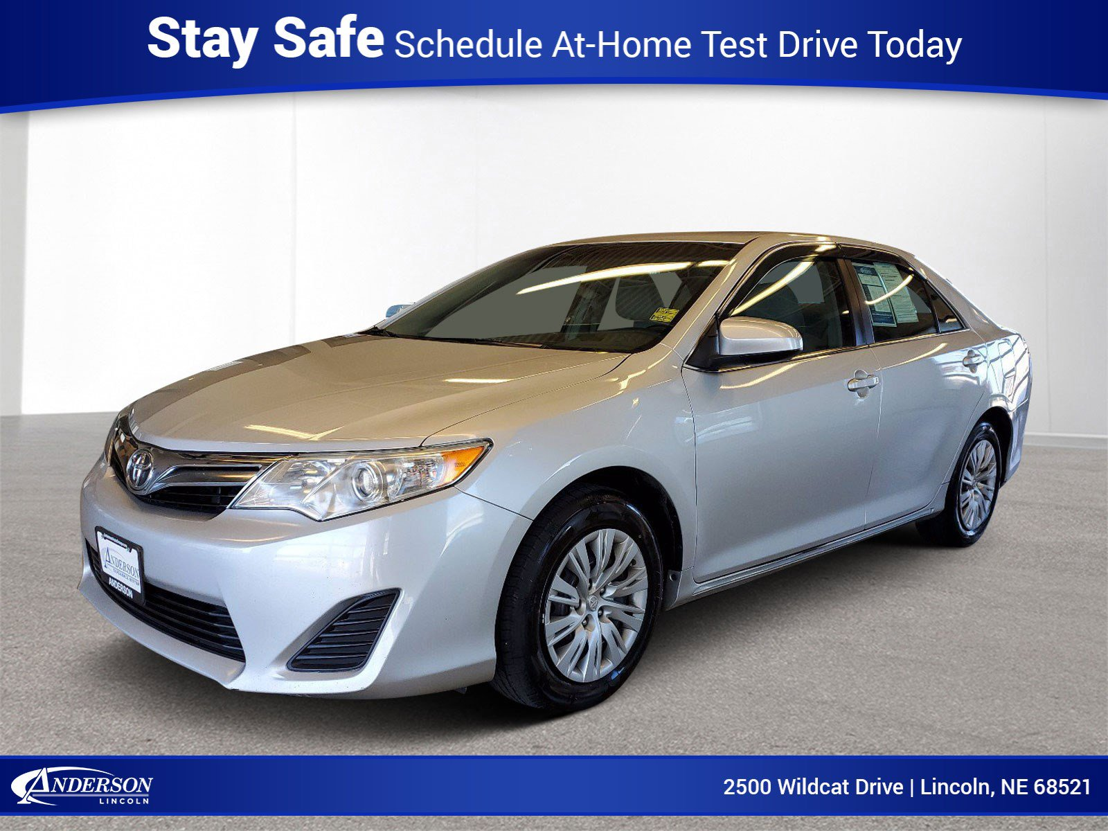 Used 2014 Toyota Camry XLE 4dr Car for sale in Lincoln NE
