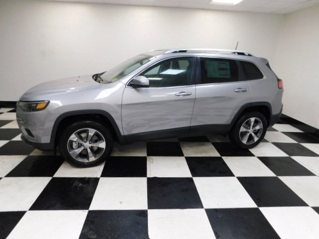 New 2020 Jeep Cherokee Limited Sport Utility for sale in Grand Island NE