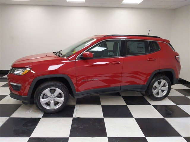 New 2020 Jeep Compass Latitude Sport Utility for sale in Grand Island NE