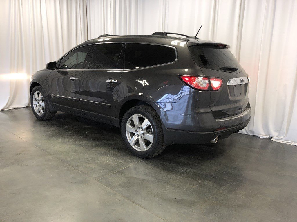 Used 2017 Chevrolet Traverse Premier Sport Utility for sale in St Joseph MO