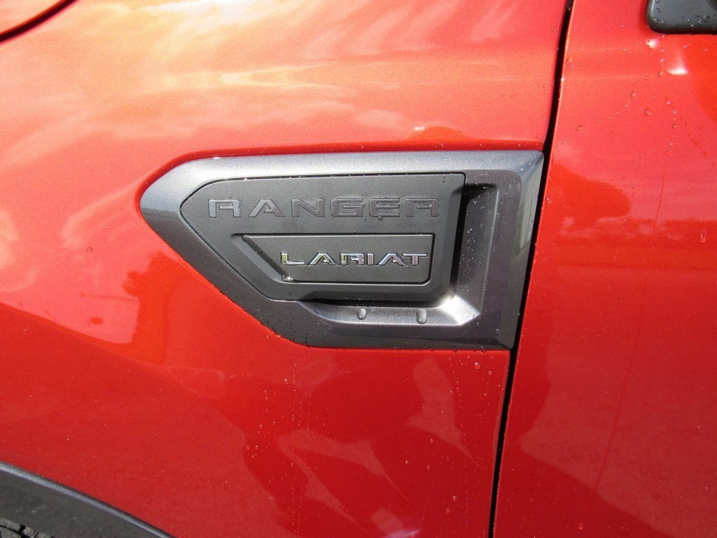 New 2019 Ford Ranger Lariat Super Cab for sale in Grand Island NE