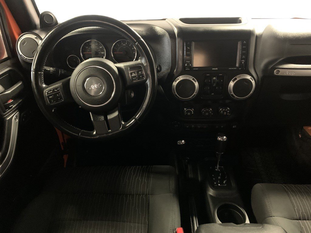 Used 2012 Jeep Wrangler Unlimited Sahara Convertible for sale in St Joseph MO