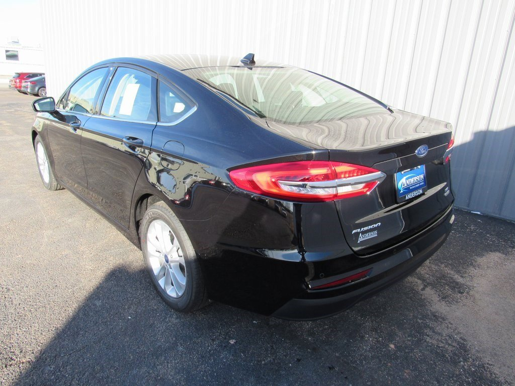 New 2020 Ford Fusion SE 4D Sedan for sale in Grand Island NE