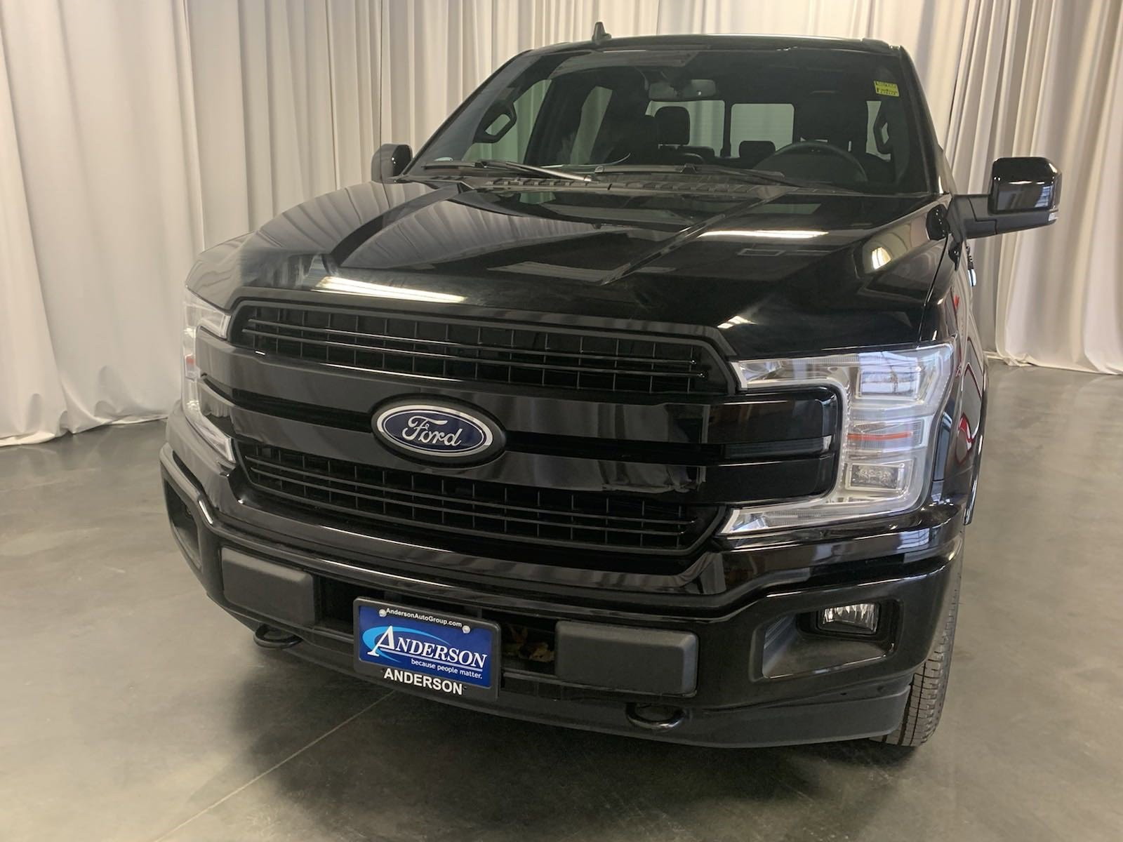 New 2019 Ford F-150 Lariat Crew Cab Pickup for sale in St Joseph MO