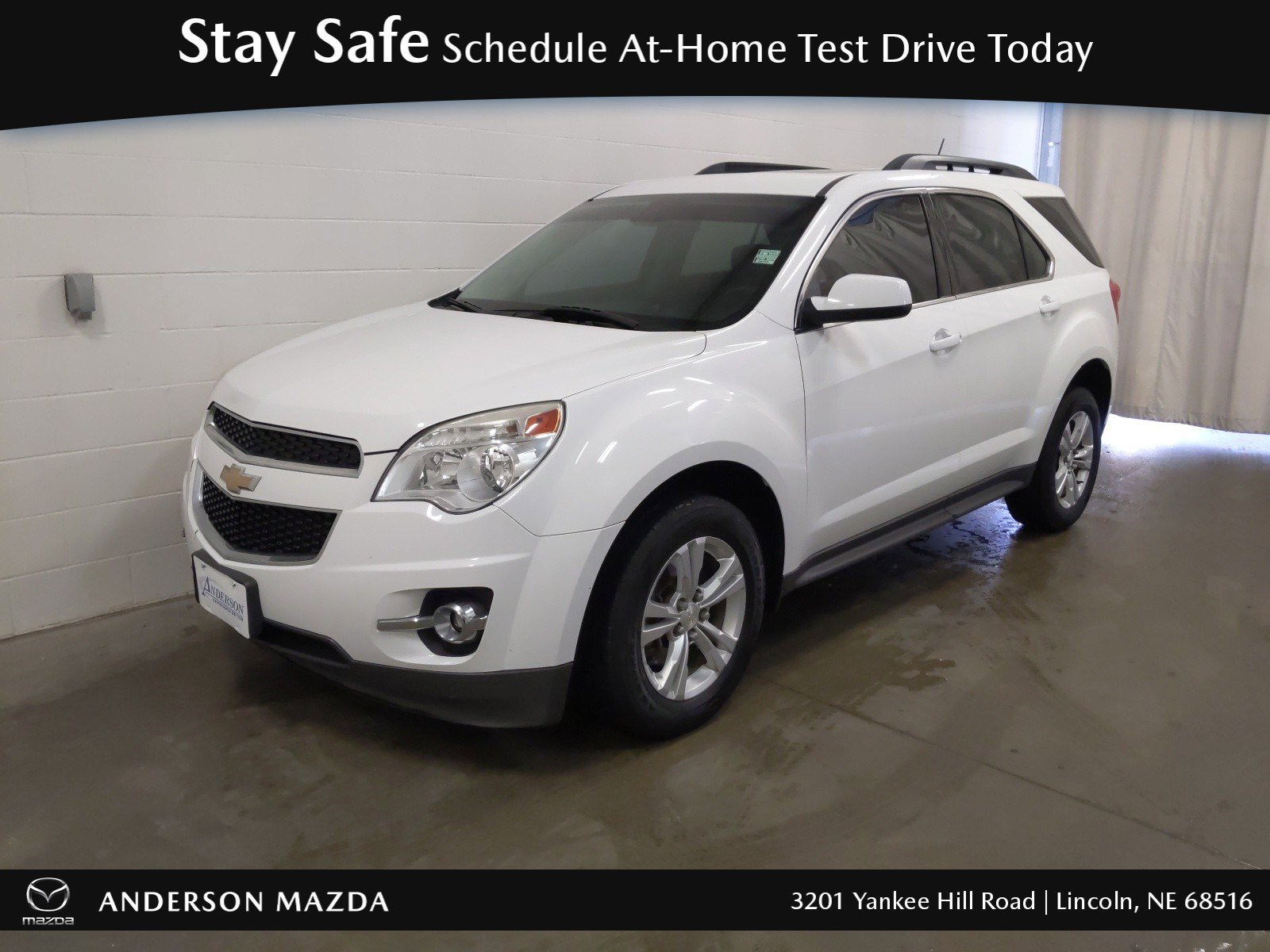 Used 2013 Chevrolet Equinox LT Sport Utility for sale in Lincoln NE