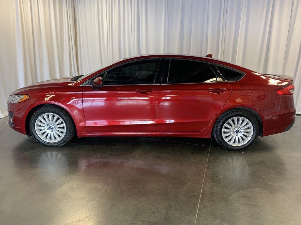 Used 2019 Ford Fusion SE 4dr Car for sale in St Joseph MO