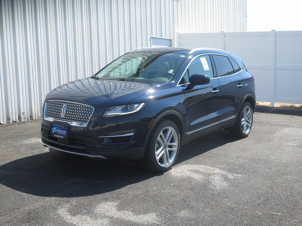 New 2019 Lincoln MKC Reserve Sport Utility for sale in Grand Island NE