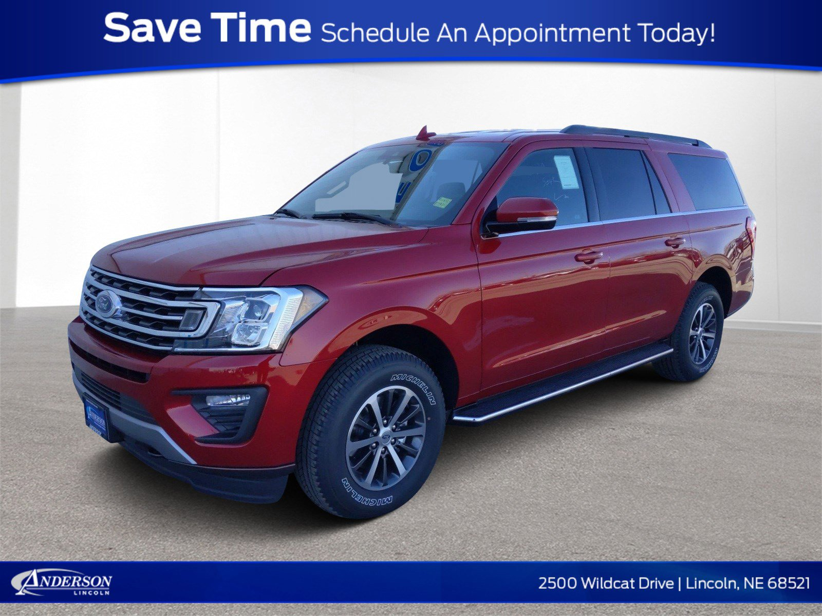 New 2020 Ford Expedition Max XLT Sport Utility for sale in Lincoln NE
