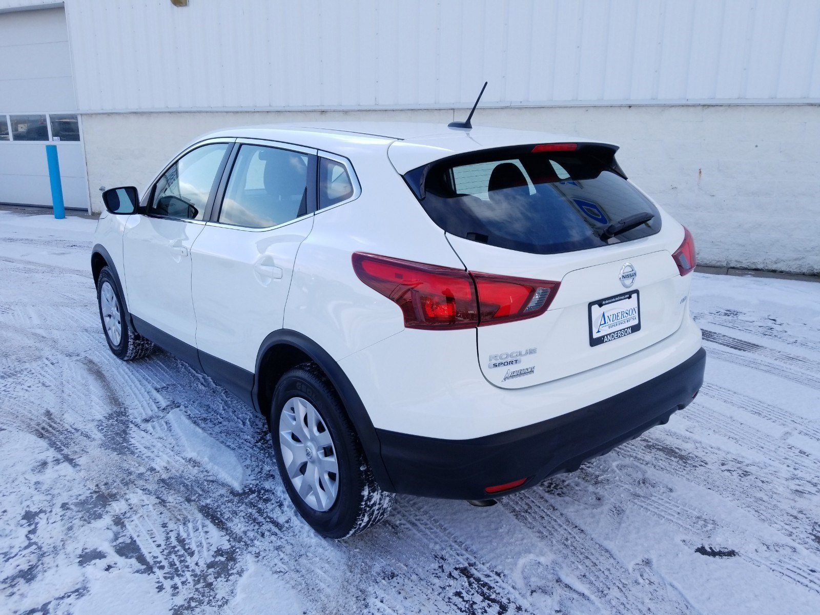 Used 2019 Nissan Rogue Sport S Sport Utility for sale in Lincoln NE