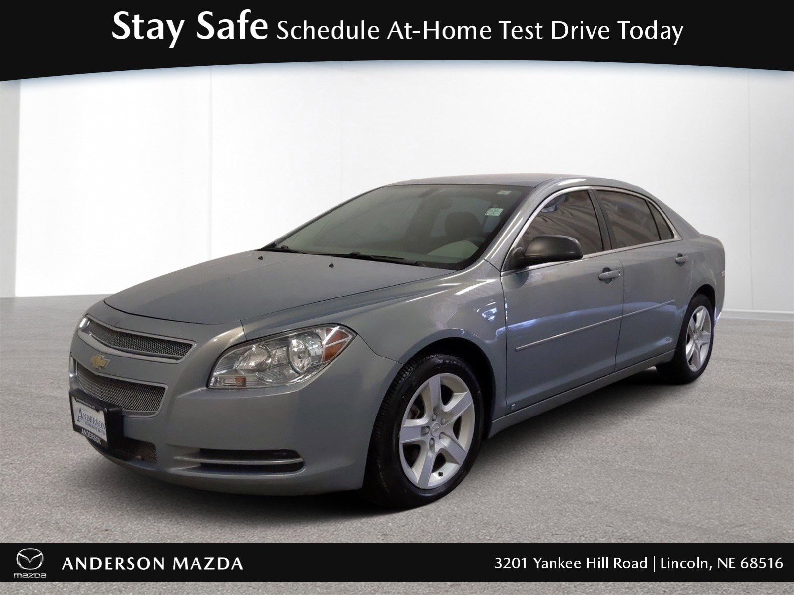 Used 2009 Chevrolet Malibu LS w/1FL 4dr Car for sale in Lincoln NE