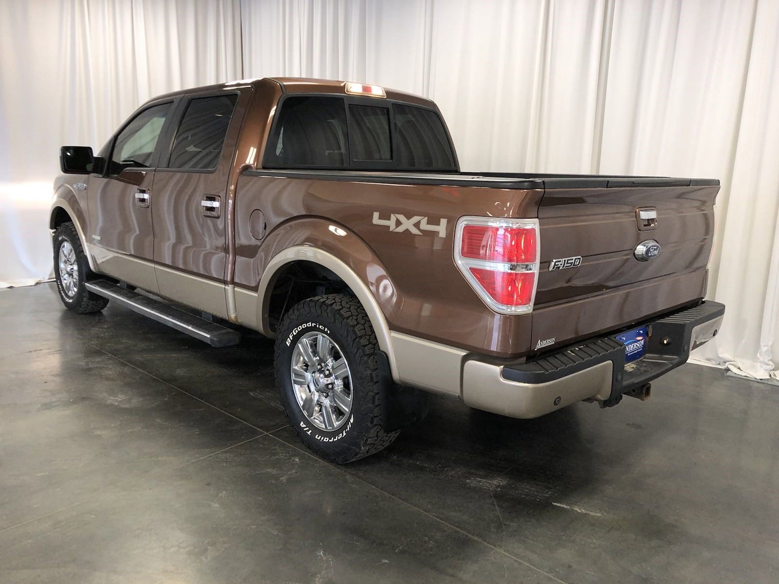Used 2011 Ford F-150 Lariat Crew Cab Pickup for sale in St Joseph MO