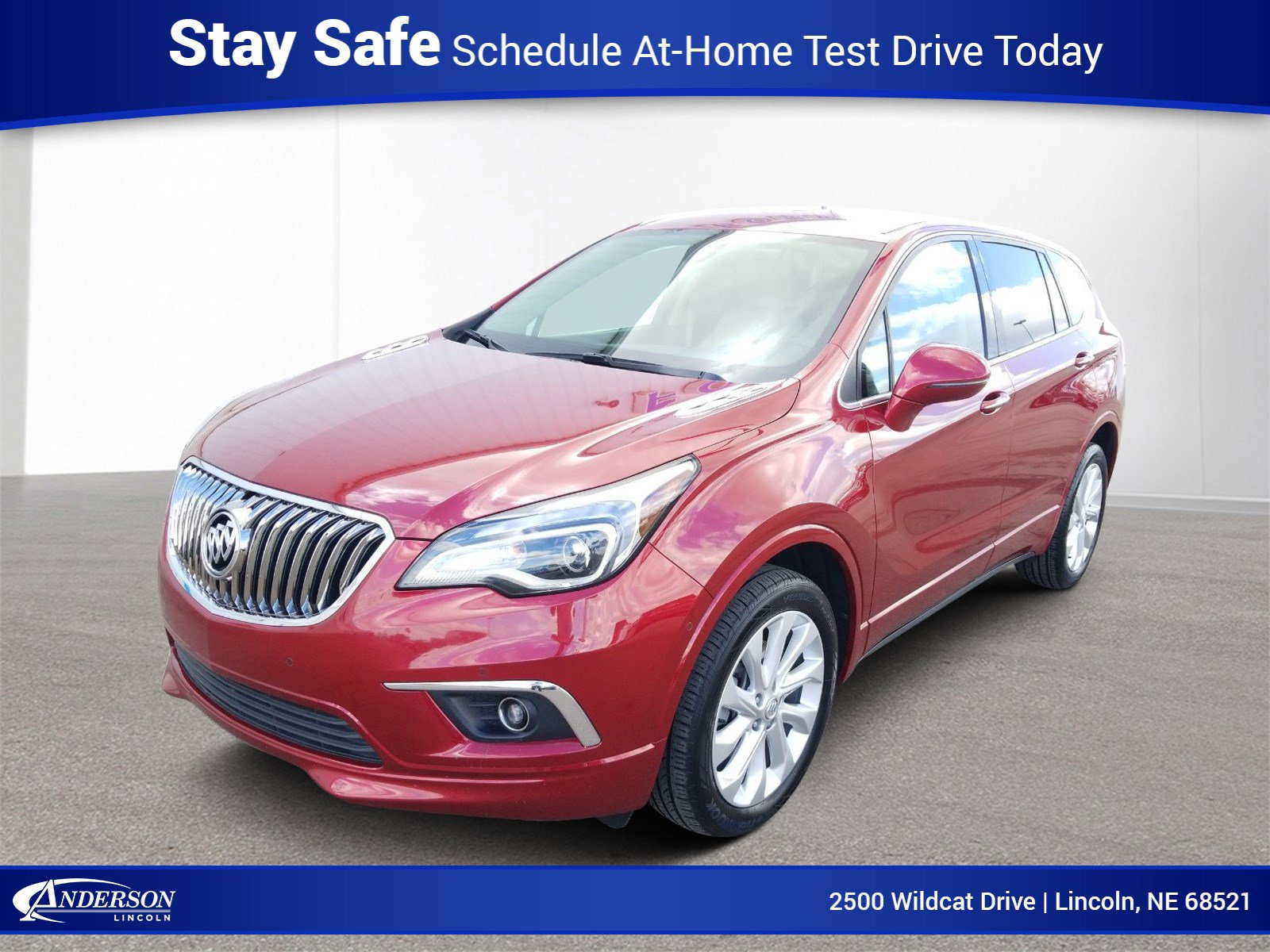 Used 2018 Buick Envision Premium II Sport Utility for sale in Lincoln NE