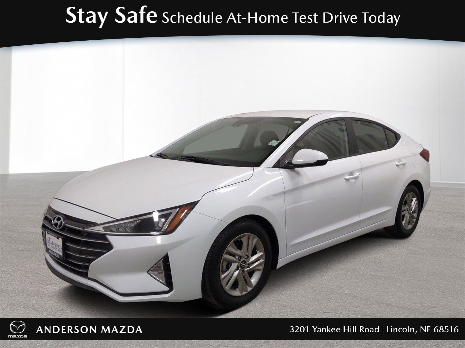 Used 2019 Hyundai Elantra SEL 4dr Car for sale in Lincoln NE