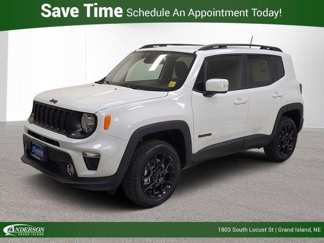 New 2020 Jeep Renegade Altitude Sport Utility for sale in Grand Island NE