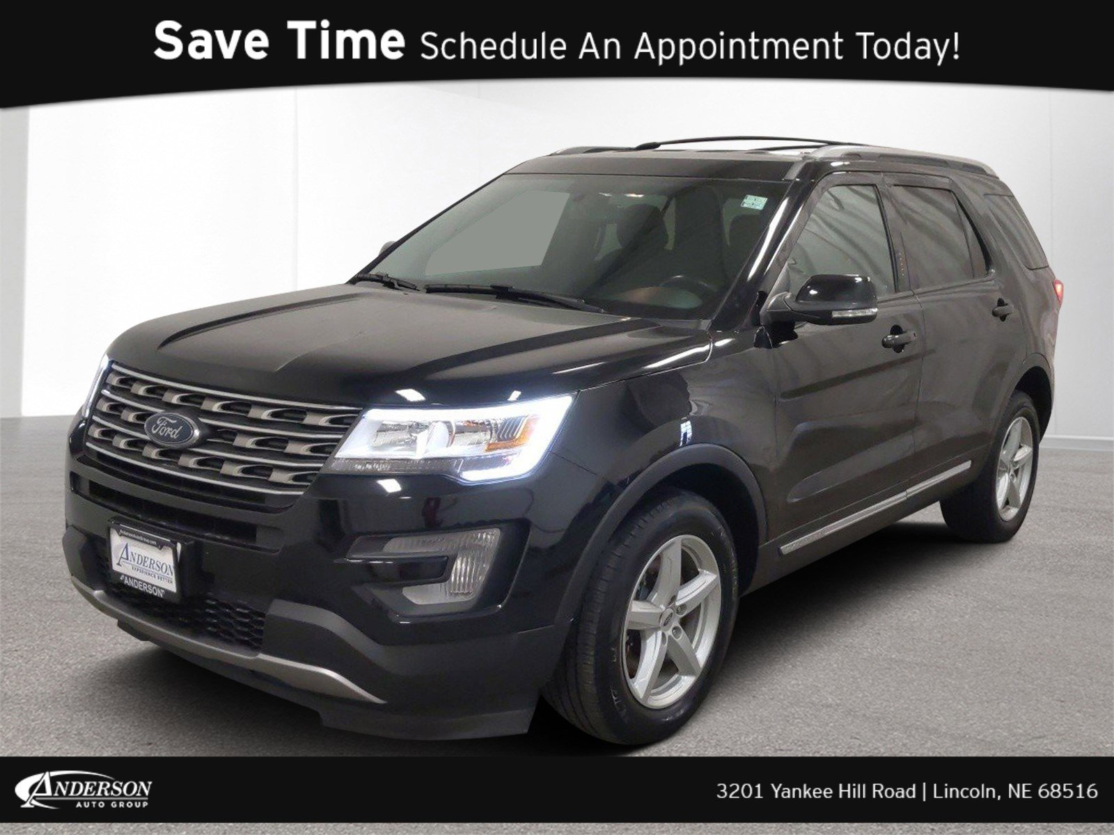 Used 2017 Ford Explorer XLT Sport Utility for sale in Lincoln NE