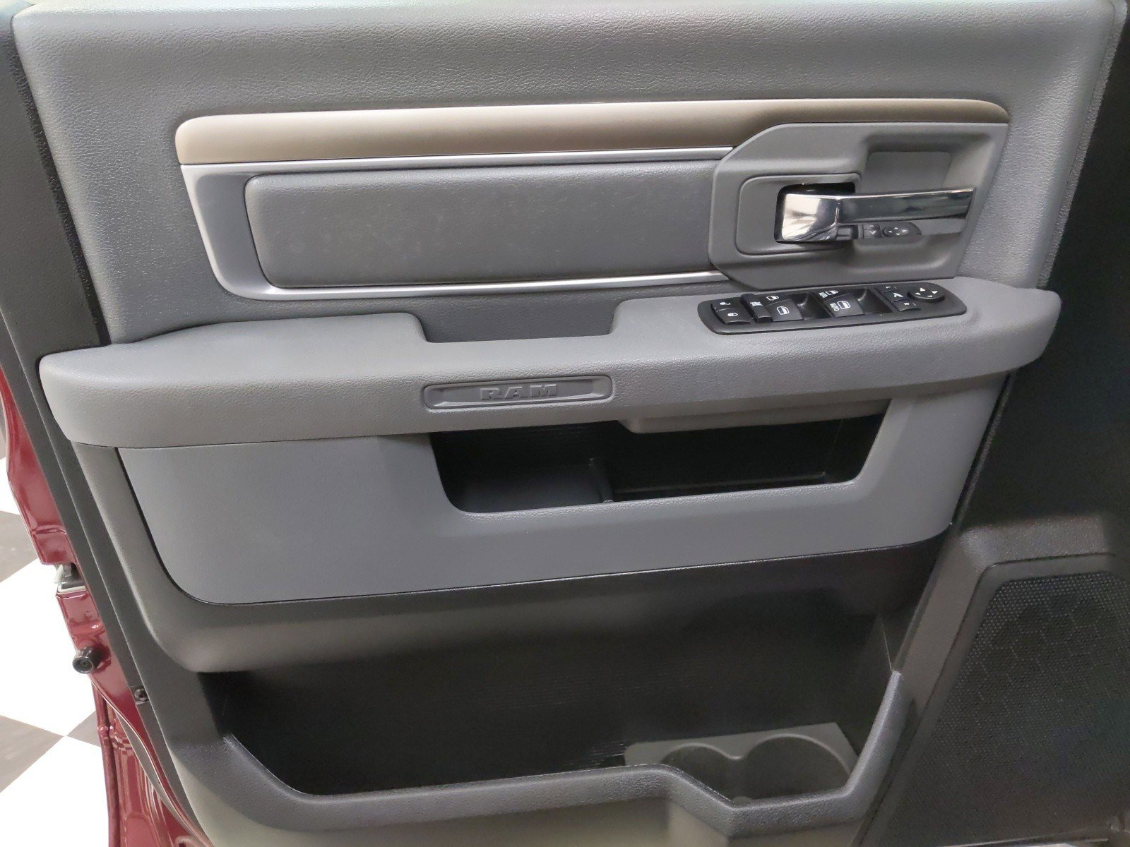 Used 2017 Ram 1500 Big Horn 4D Crew Cab for sale in Grand Island NE